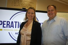 Amy Entress and Rob Rieke are building a multi-million-dollar food processing facility in Plant City.