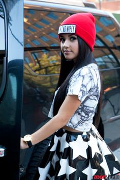 Go Behind the Scenes with Becky G for Her Very First VMAs
