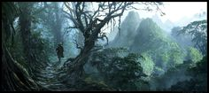 Raphael Lacoste ACGA JUNGLE