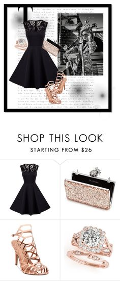 """NYE"" by j-elizabeth15 ❤ liked on Polyvore featuring Burton, Miss Selfridge and Madden Girl"