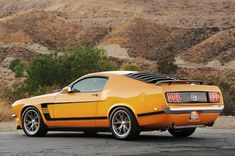 The Retrobuilt 1969 Mustang Fastback is a wolf in a slightly older wolf's clothing. The car pictured here started life as a stock 2013 Ford Mustang GT...
