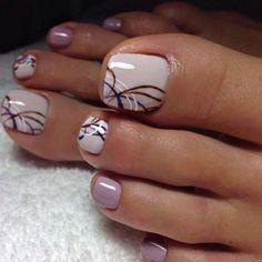Best 25+ Toe nail art ideas on