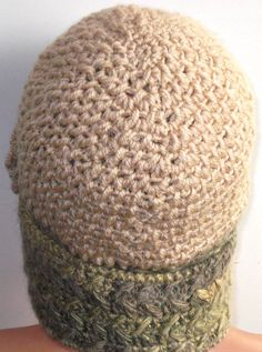 Crochet Cozy Hat Beret  Transformer by GalinaHandmade on Etsy, $35.00
