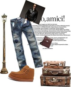 """""""fashion men's winter wear"""" by zxueying on Polyvore"""