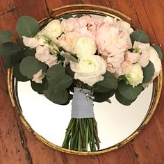 """42 Likes, 5 Comments - Cabbage Rose Weddings (@cabbageroseweddings) on Instagram: """"Blush bouquet bliss!  Love this color palette!!!! #cabbageroseweddings #blushbouquet…"""""""
