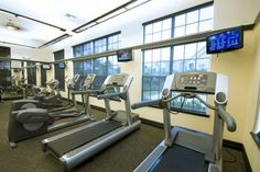Estates at Heathbrook Fitness Center