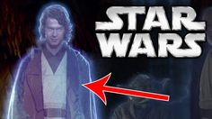 Why Anakin's Ghost Was So YOUNG!   Star Wars Theory Explained - Jon Solo