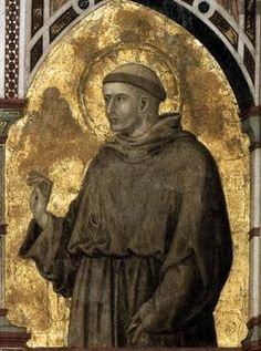 Pietro Lorenzetti - San Francesco (Madonna con Bambino e San Francesco e San… St Joan, Saint Francis, Francis Of Assisi, Cleric, My Heritage, Romeo And Juliet, San Francisco, Priest, Middle Ages