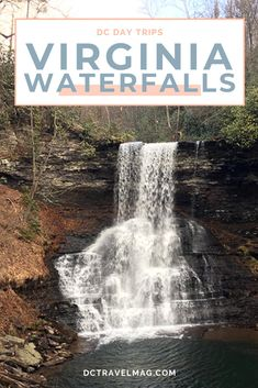 Hiking the waterfalls in Virginia is a great way to get outside and connect with nature. Use these trail guides to see more of the state, what to pack, where to enter the trail, whether you are in the north or west part of the state, have kids hiking with you, or want to bring your dog along. READ OUR GUIDE and have the tips and tricks you need to see some of the most beautiful USA waterfalls #virginia #waterfalls