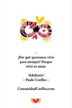 La obra más provocativa de Paulo Coelho, en http://bit.ly/CoelhoAdulterio @paulocoelhoreal