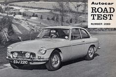 From Autocar 4th March 1966