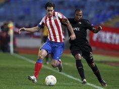 2012/2013 - Liga Europa: Académica 2 - At. Madrid 0 (Tiago e Wilson Eduardo)