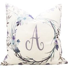 Personalized Clarissa Pillow