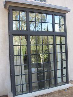Windorsky Steel Windows