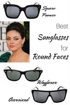 b7d618013c2 Best sunglasses for round faces Specs For Round Face