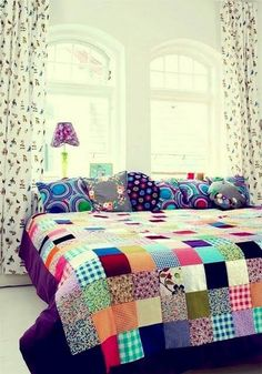 I will, one day, make a Patchwork Quilt