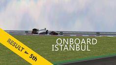 PSRL F1 2013 | Turkish Grand Prix | Balazs Toldi OnBoard