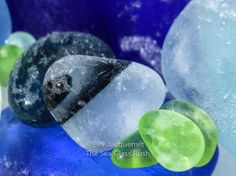 """$30  11x14"""" Print by author of The Sea Glass Rush, bevjacquemet@gmail.com """"Treasures Unite ~"""""""