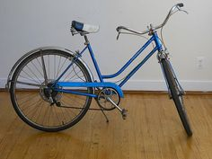 Beach Cruiser Bicycle Vintage 1968 Schwinn by TheNewtonLabel, $95.00