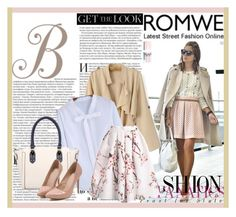 """""""Romwe No.6."""" by hetkateta ❤ liked on Polyvore featuring romwe and polyvorestyle"""
