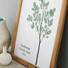 Tree fingerprint