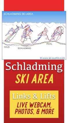 Schladming is one of Austria's resorts that has remained relatively unknown on the English-speaking market. Those who do make the effort will find a ski area split over four hills which may not have the headline altitudes of its northern and western rivals but whose north-facing slopes offer a wealth of top-to-bottom runs and challenges. See photos & learn about the lifts, links, & more at our site... #Skiing #EuropeanHoliday #WinterTravel Ski Austria, European Holidays, Company Brochure, Challenge S, The Headlines, Travel Companies, Winter Travel, Resorts, Effort