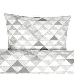 Rosenberg Single Quilt Set - Iso Grey