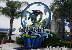 Visit Sea World and Aquatica this Summer in San Antonio, Texas #seaworldsanantonio #seaworldtexas