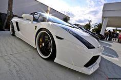 Lamborghini Gallardo Spyder TT...