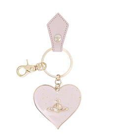 c02175937d Pink Mirror Heart Keyring 321357 Heart Keyring, Pink Mirror, Signature  Style, Vivienne Westwood