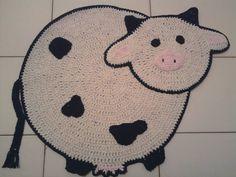 1000+ images about Tapetes crochê on Pinterest | Ganchillo, Crochet