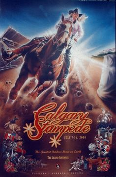 My favourite Calgary Stampede poster