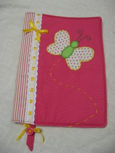 capas caderno tecido - Pesquisa Google