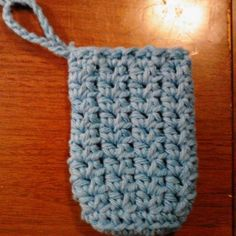 Crochet Soap Saver by DMStitches on Etsy, $5.00