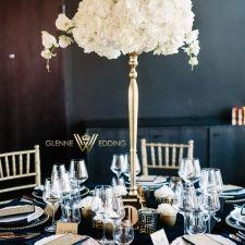 Gatsby inspired wedding in Norway at The Thief hotel by Glennewedding. www.glennewedding.no