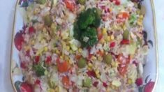 Grains, Rice, Vegetables, Food, Rice Salad, Kitchens, Home, Essen, Vegetable Recipes