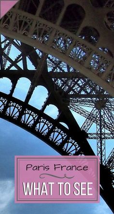 The #EiffelTower was not really liked by people in #Paris #France when it was built. Find out why!