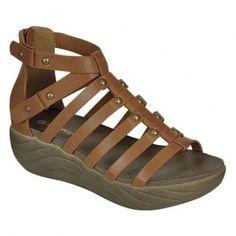 ENJOY-02 Women High Platform Sandals - Camel