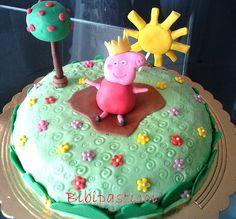 Torta Peppa Pig Principessa