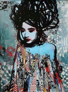 Image result for hush art
