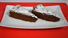 Torta Soffice al Cioccolato Senza Glutine