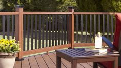 1000 Images About Fiberon Railing On Pinterest Deck