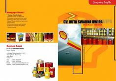 Company Profile Design Printing Service