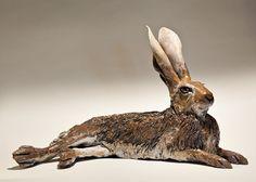 Clay Hare Sculptures- Nick Mackman