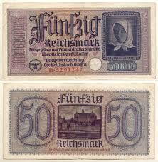 reichmarks/money.....the only thing I have left is old coins. I have three generations of money and an old flag.