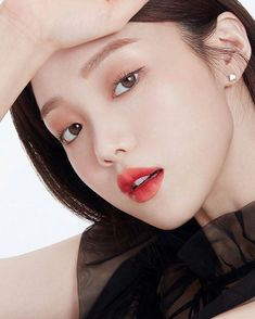 Korean Actresses, Korean Actors, Korean Idols, Lee Sung Kyung Makeup, Bok Joo, Kdrama Actors, Korean Celebrities, Woman Face, Girl Crushes