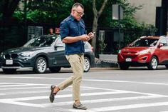Street Style: Tommy Ton Shoots New York Fashion Week Photos | GQ