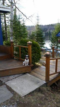 Scout Quinn lake