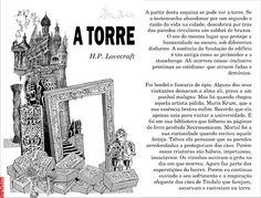 Grafados: H. P. Lovecraft - A Torre
