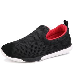 069e1c620 Summer Shoes Man Fashion Women s Sneakers Breathable Casual Scarpe Woman  Sapatos Size 35 to 40 41 42 43 44 Black Blue Gray Red